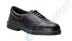 Półbut męski Steelite Executive Brogue S1P FW46