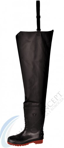But wysoki Steelite Waist Wader S5